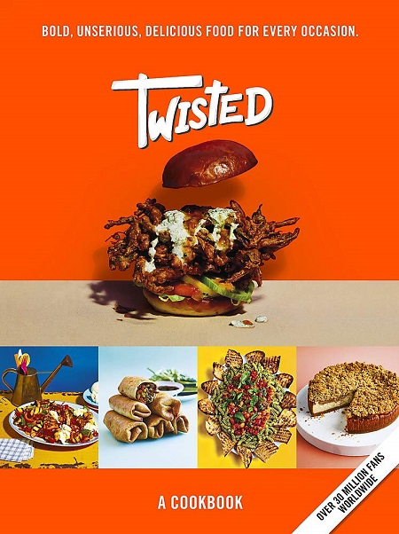 Twisted Cookbook Front Cover