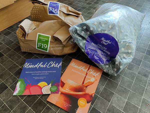 Mindful Chef - Packaging