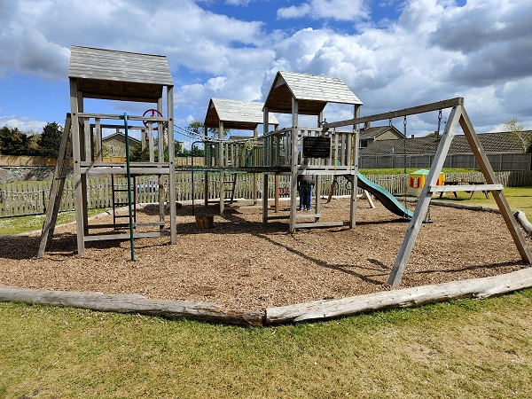The Rising Sun Backwell - Play Area