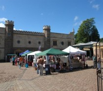 An exciting year ahead for Ashton Court Producers' Market