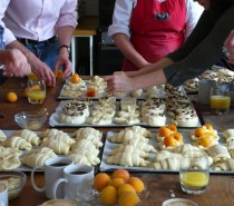 Baking at Home workshops with Hart's Bakery