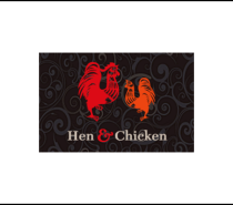 Easter Weekend beer festival at the Hen And Chicken