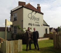 Mezze Restaurants take over the Ship & Castle in Congresbury