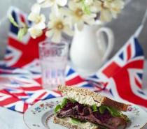 Recipe: Flora Jubilee Celebration Sandwich