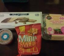 My Foodie Penpals Parcel, June 2012…
