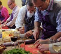 Bristol chefs challenge each other to feed themselves on £2.92 per day