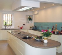 Brand new kitchen and cookery school for The Devilled Egg