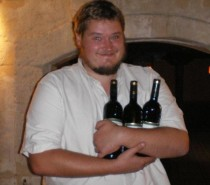 Say hello to our new wine columnist, Bryn Stephens!