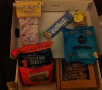 My Foodie Penpals Parcel, September 2012