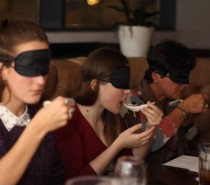 """""""Dining In The Dark"""" at The Living Room…"""