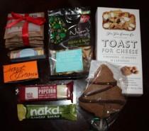 My Foodie Penpals Parcel: November 2012