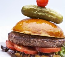 Recipe: Martin Blunos' Buckie Burger