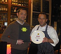 The Muset, Clifton awarded 2 AA Rosettes