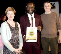 Bristol's Better Food Company presented with Fairtrade Award