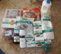 Live Below The Line 2013: The Shopping List