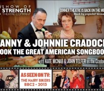 Fanny & Johnnie Cradock Cook the Great American Songbook this September