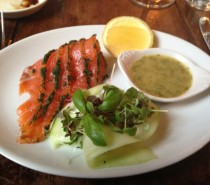 Hotel du Vin's Al Fresco menu: Review