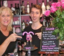 Backwell Bistro Backs Wallace & Gromit's Grand Appeal