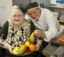 Bristol charity's campaign to start a food revolution in Britain's care homes