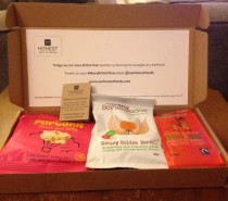Our Honest Foods snack box: Review