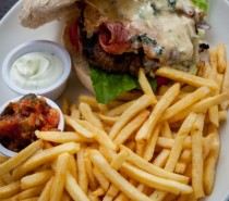 The Burger Joint offers free meals to 400 diners at new Bedminster branch