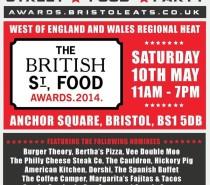 British Street Food Awards, West & Wales heat: Saturday, May 10th