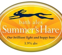 Bath Ales' Summer's Hare Back By Popular Demand