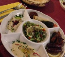Mezze Palace, Small Street: Review