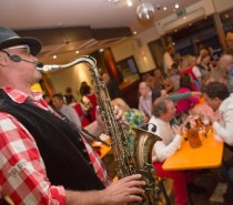 Win a table for 8 with food and drink at the Bavarian Beerhouse Oktoberfest!