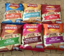 Walkers 'Do Us A Flavour' campaign: which is your favourite?