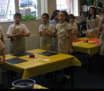 Clifton Lido Funds Cookery Training for Primary Schools