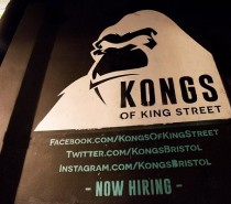 Kongs of King Street: new independent bar to open in late October