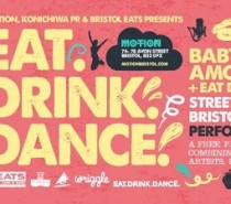 Eat Drink Dance @ Motion: Saturday, August 8th