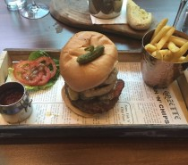 Urban Bar and Kitchen, Mercure Holland House: Review