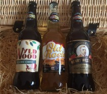 Westons Cider: official cider of the Bristol Harbour Festival