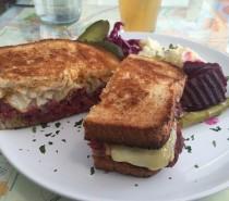 Aron's Jewish Delicatessen, Chandos Road: Review