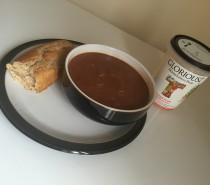 GLORIOUS! Texan Four Bean Chilli Soup: Review