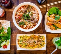Pho to open on Thursday, April 28th