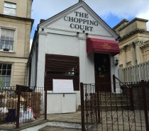 The Chopping Court: Open from Thursday, August 4th