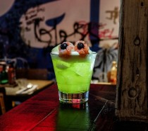 "Recipe: ""Eye See You Baby"" Halloween Cocktail"