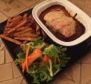 Recipe: Slimmed-down hunter's chicken