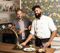 Chocolate Bear Kitchen and Strawberry Thief join forces for winter residency