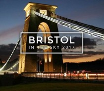 Bristol in the Sky to visit the city in September 2017
