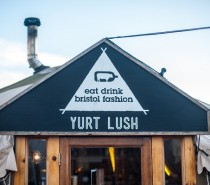 Yurt Lush to host ShelterBox Candle-lit Supper on December 6th