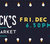 St Nick's Festive Night Market: Friday, December 2nd