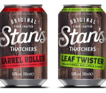 Thatchers unveils new cider range