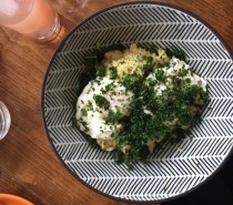 Saturday brunch @ The Old Bookshop: Review