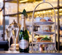 """The Ivy Clifton Brasserie launches """"Butterfly Kisses"""" afternoon tea"""