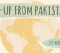 Mageiros Pop-Up – Pakistan: Thursday, November 23rd