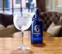 Free gin & tonic on Friday, October 27th thanks to Wriggle!